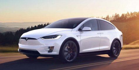 Tesla Motor เปิดตัวรถยนต์พลังงานไฟฟ้า Tesla Model X  เทคโนโลยีโลกอนาคต